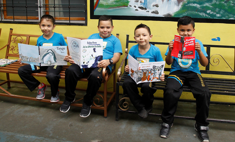 chispa project science naturally platypus media literacy worthy cause books honduras