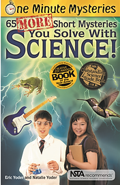 Mysteries you solve with science mystery of the month STEM