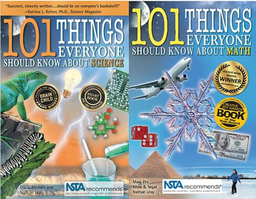 101 things everyone should know about science math STEM holiday holidays gift gift stocking stuffer books reading christmas