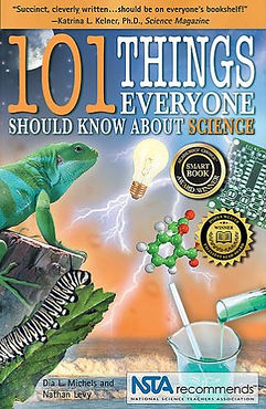 Science Naturally STEM science homeschooler gift idea holiday holidays stocking stuffer book reading middle school