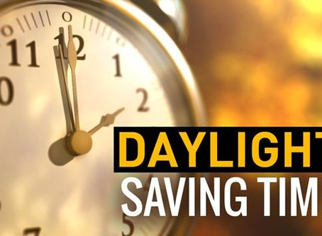 All About Daylight Saving Time