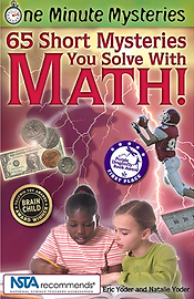 Mystery of the month STEM math