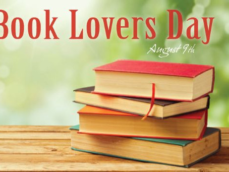 Book Lovers Day!