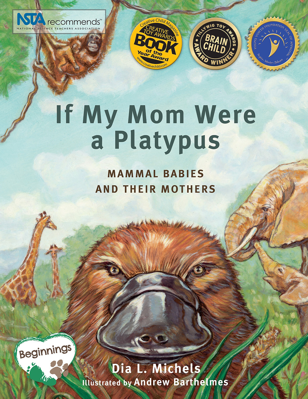 if my mom were a platypus Halloween activities STEM science mystery mysteries activity young children early education