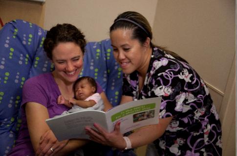 NICU premature preemie babies baby coloring book family support siblings breastfeeding
