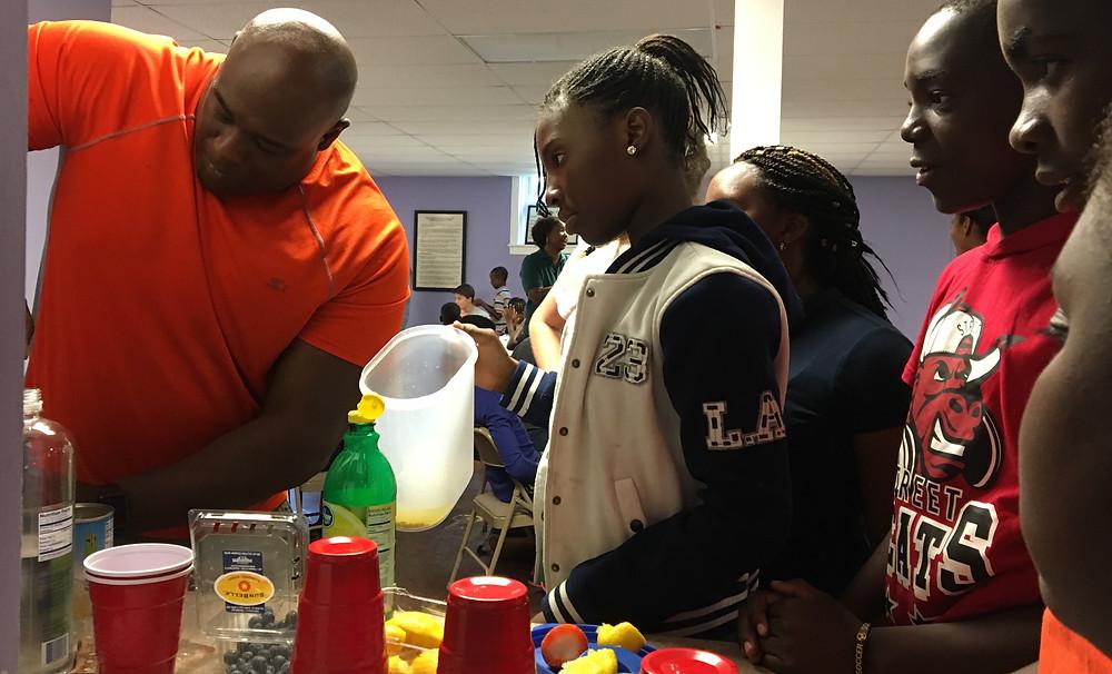 the refugee empowerment program memphis science naturally STEM STEAM