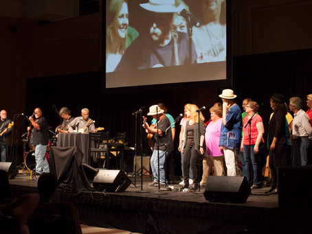 Everybody Has A Story, the concert 2014. Giving back to the community that influenced us.