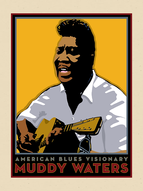 American Blues Visionary