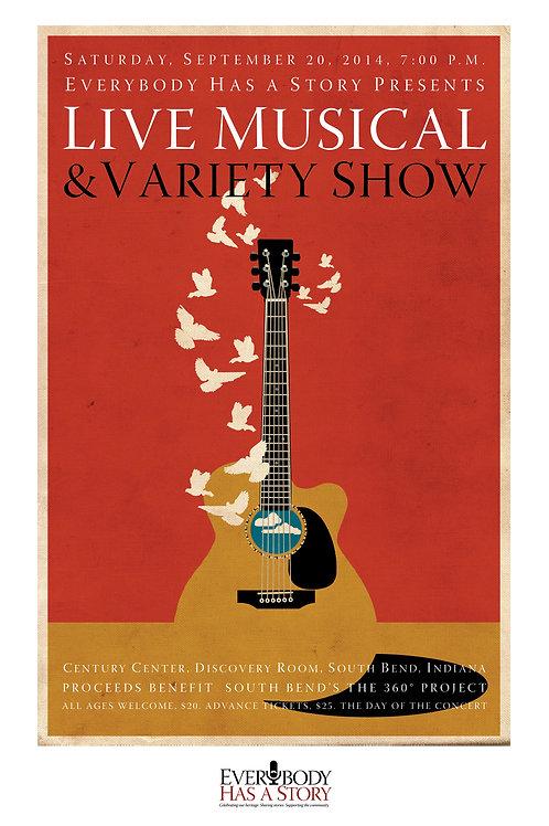 Guitar Doves