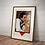 Thumbnail: Johnny Cash Framed Poster
