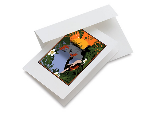 Secret Places #5 Notecard Set of 10