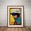 Thumbnail: Bob Dylan Framed Poster