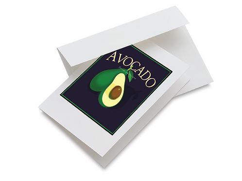 Avocado Notecards