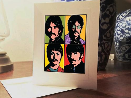 Beatles, Summer of Love Notecards