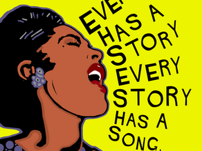 Steve Sult Donates Artwork to Everybody Has A Story's October 14, 2017 Concert.