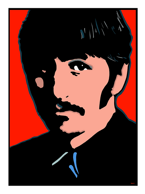 Summer of Love, Ringo Starr