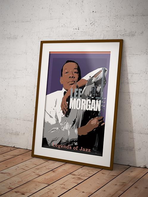 Lee Morgan-Framed