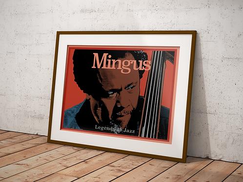 Mingus-Framed