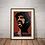 Thumbnail: Frank Zappa Framed Poster