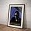 Thumbnail: Ray Charles Framed Poster