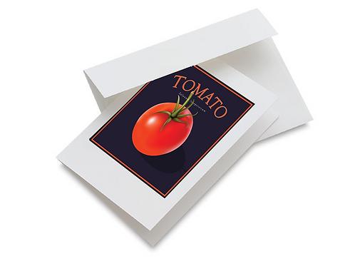 Tomato Notecards