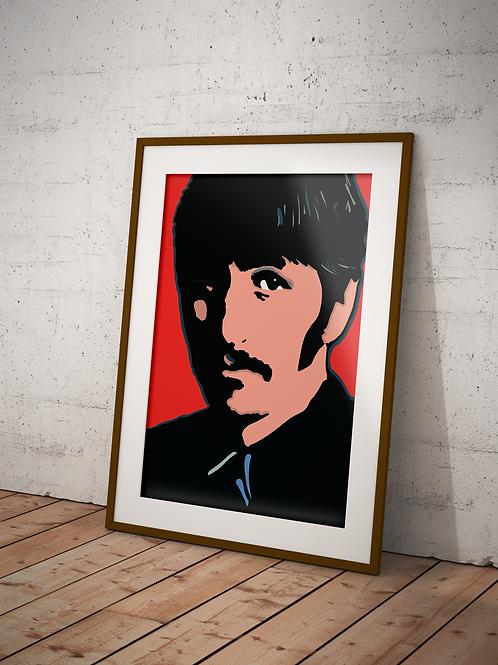 Ringo Starr, Summer of Love - Framed