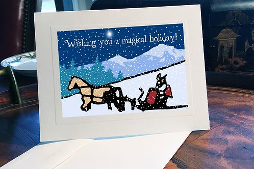Magical Christmas Cards