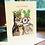 Thumbnail: Merry Christmas Festive Owls