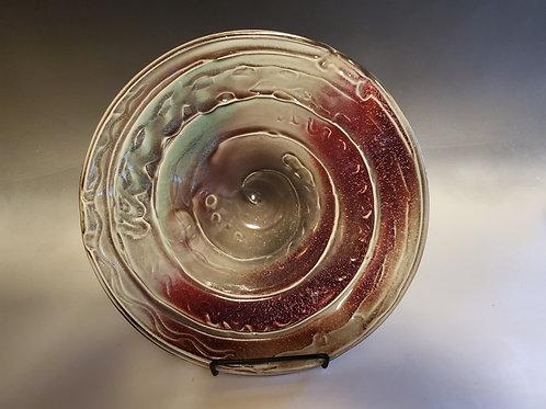 """10"""" x 5"""" Porcelain Decorative Bowl"""
