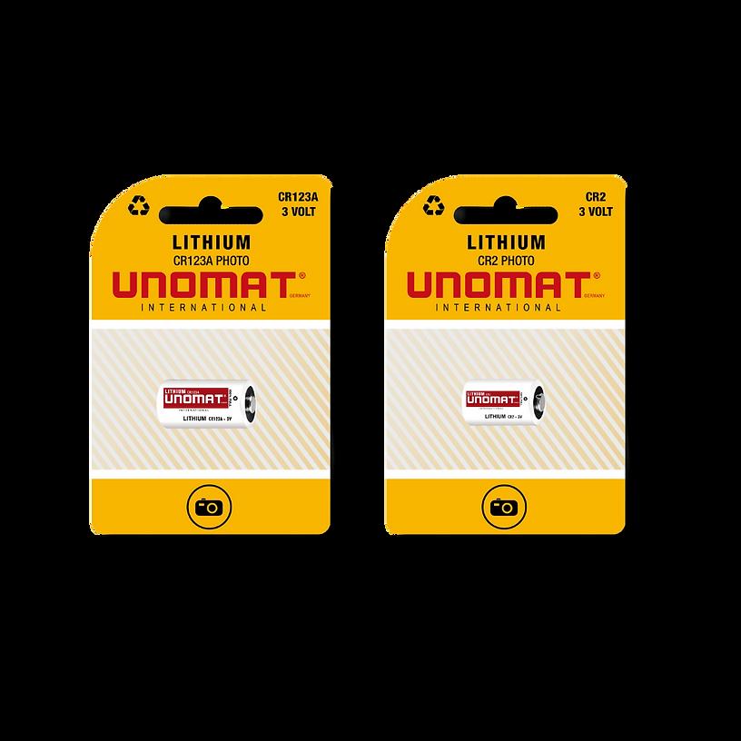 Unomat Lithium Battery