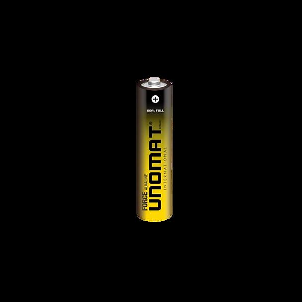 Unomat Force Alkaline Battery AA