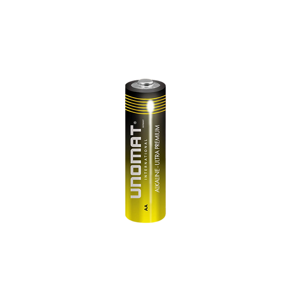 Unomat Fortitude Alkaline Ultra premium Battery AA