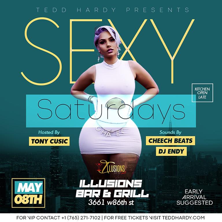 Sexy Saturdays Featuring Cheech Beats