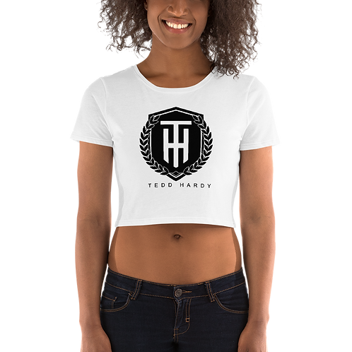 Tedd Hardy Gear Women's Crop Tee