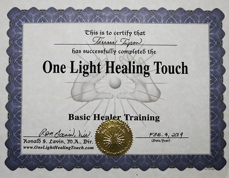 One Light Cert.jpg