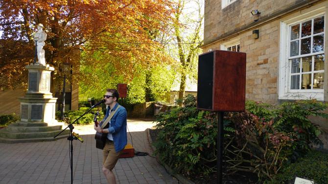 Recent gigs - Dronfield Arts Festival