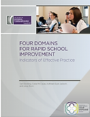 Four Domains of Rapid School Improvement Indicators