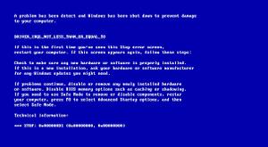 BSOD Server 2003