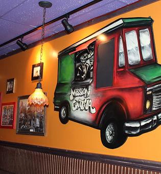 Taco Tina Mexican Cantering