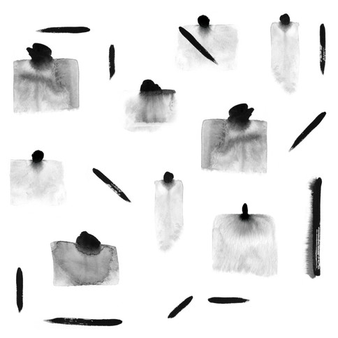 Ink pot pattern