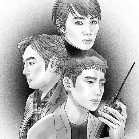 Drama Webtoon_ SIGNAL
