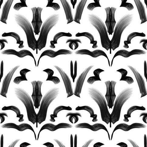 brushstroke pattern 4 full image