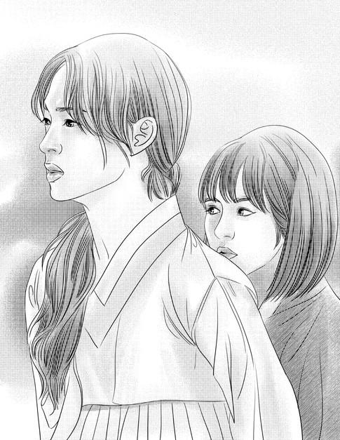 Drama Webtoon_ THE TALE OF NOKDU
