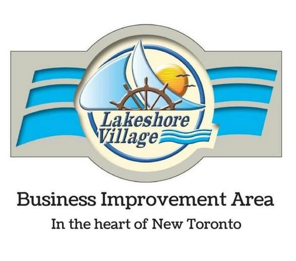 Lakeshore village logo