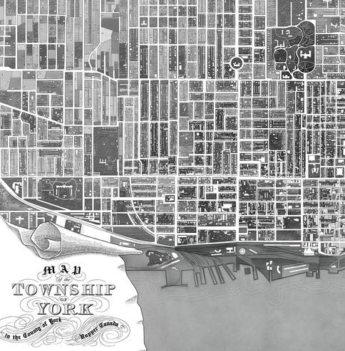 Canada City Maps