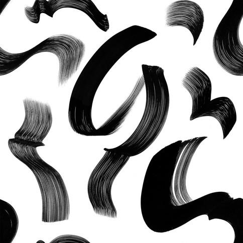 brushstroke pattern 3