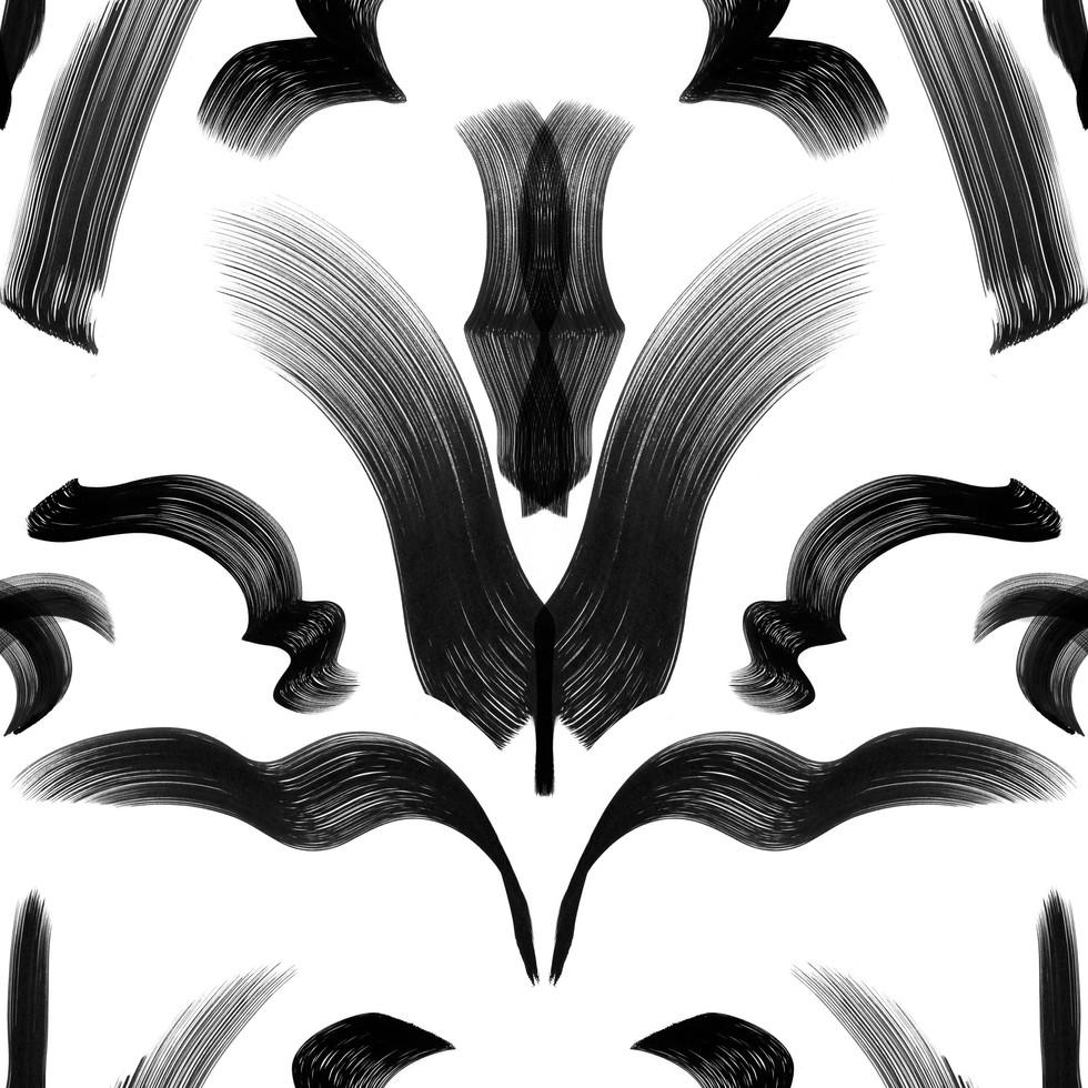 brushstroke pattern 4