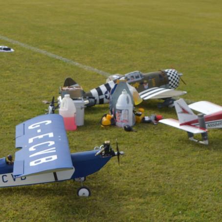 RC planes vs drones