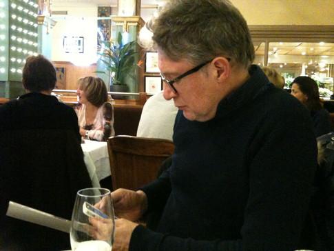 Martin Messonier, dokumentärfilmare, Paris