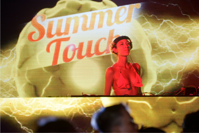 PLDT x Meg Summer Touch